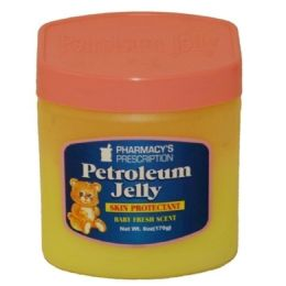 96 Units of PETROLEUM JELLY SKIN BABY SCENT 7 OZ - Skin Care
