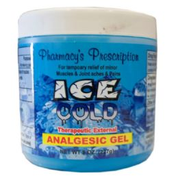 96 Units of ICE GEL 8OZ - Skin Care
