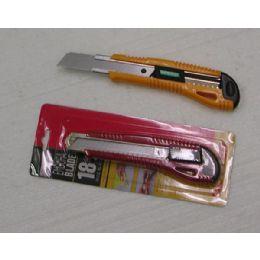 48 Units of #328 Box Cutter - Tool Sets