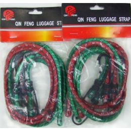 "120 Units of 4pc. 24"" Bungee Cord - Bungee Cords"