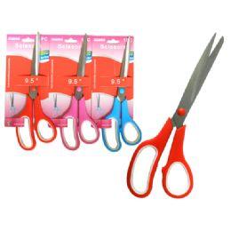 """144 Units of 9.5"""" Scissors - Scissors"""