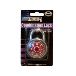 36 Units of Combination Lock - Tool Sets