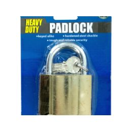 18 Units of Metal Padlock With 3 Keys - Padlocks and Combination Locks