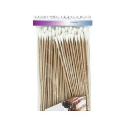 54 Units of Cotton Tip Cosmetic Applicators - Cosmetic Cases
