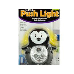 36 Units of Animal LED Push Light - Lamps and Lanterns