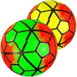 48 Units of No. 2 Neon Soccer Balls - Balls