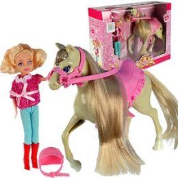 16 Units of MY PRETTY GIRL HORSE & DOLL SETS - Dolls