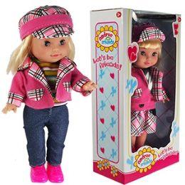 16 Units of ANDREA & FRIENDS DOLLS. - Dolls