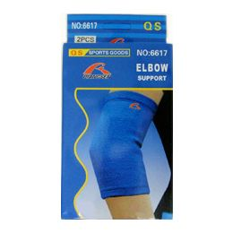 144 Units of 2pc Elbow Support - Bandages and Support Wraps