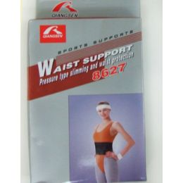 72 Units of Pressure Waist Support w. 2 Adjustable Straps - Bandages and Support Wraps