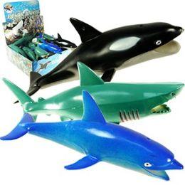 144 Units of Vinyl Ocean Mammals. - Animals & Reptiles