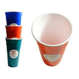 24 Units of 32oz Party Cup - Party Novelties
