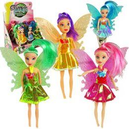 96 Units of TWINKLES MINI FAIRY DOLLS - Dolls