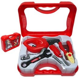 36 Units of 8 Piece Tool Kits W/case. - Toy Sets