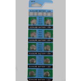 40 Units of Ag13 Batteries(10 Pc.) - Batteries