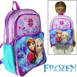12 Units of Disney's Frozen Cargo Backpacks - Backpacks