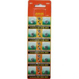 40 Units of Ag1 Batteries(10 Pc.) - Batteries