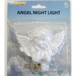 96 Units of ANGEL NIGHT LIGHT - Night Lights