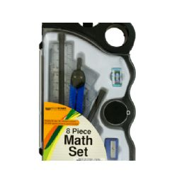 36 Units of Math Tool Set in Carrying Case - Classroom Learning Aids