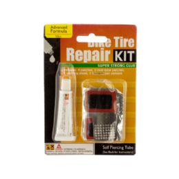 72 Units of Bicycle Tire Repair Kit - Biking