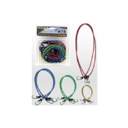 18 Units of MultI-Purpose Stretch Cords - Bungee Cords