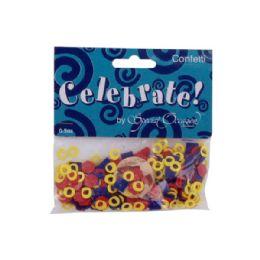 144 Units of Printed Confetti - Streamers & Confetti
