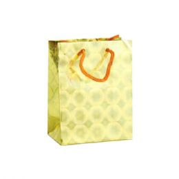144 Units of Medium Holographic Gift Bag - Gift Bags