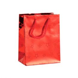 144 Units of Large Holographic Gift bag