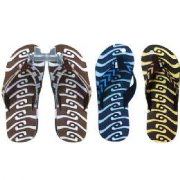 48 Units of Men's Flip Flop - Men's Flip Flops and Sandals