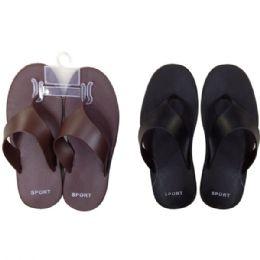 36 Units of Men's Flip Flop - Men's Flip Flops and Sandals