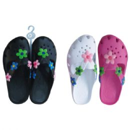36 Units of Kid's Clogs Slippers - Girls Slippers