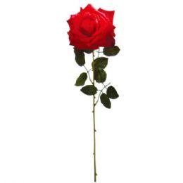 "96 Units of 26"" Red Velvet Rose - Artificial Flowers"