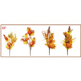 "144 Units of 22"" Harvest decorations - Halloween & Thanksgiving"