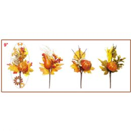 "144 Units of 9"" Harvest decoration - Halloween & Thanksgiving"