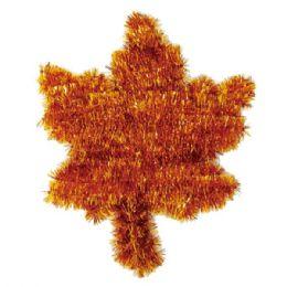 96 Units of Twenty Inch Autumn Tinsel Decoration - Halloween & Thanksgiving