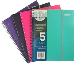 24 Units of Notebook 5 Subject - Notebooks