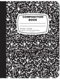 48 Units of Composition Book 100 Sheet - Notebooks