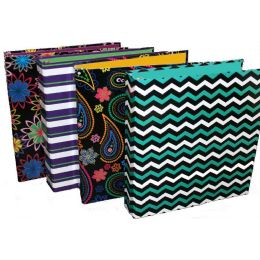 36 Units of 1.5 Inch Binder RigI-Board Neon Colors - Clipboards and Binders