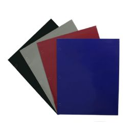 48 Units of 2 Pocket Portfolio 250 Gsm Laminated Colors - Folders and Report Covers
