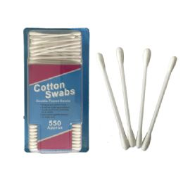 72 Units of Cotton Swab 550 Count - Bath And Body