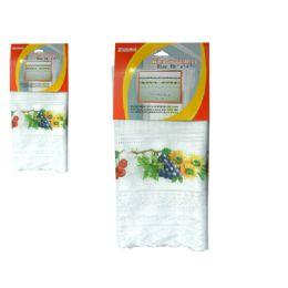 "60 Units of Window Valance Fruit 59"" X14"" - Window Curtains"