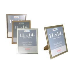"""48 Units of Photo Frame 11x14"""" 4asst - Picture Frames"""