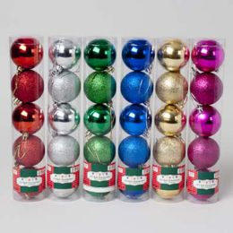 72 Units of Ornament Ball - Christmas Ornament