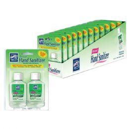 96 Units of 2 Pack Aloe Vera Hand Santizer - Hand Sanitizer