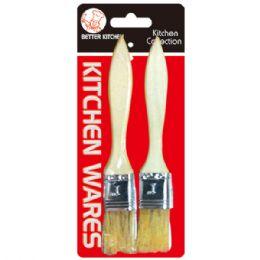 96 Units of 2pc Bbq Brush - Kitchen Utensils