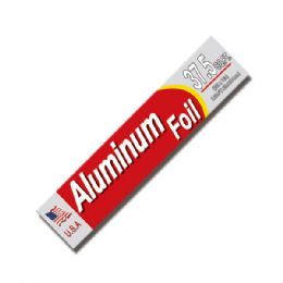 96 Units of Aluminun foil 37.5sqft - Food Storage Containers