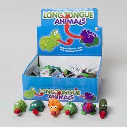 72 Units of Long Tongue Animal - Animals & Reptiles