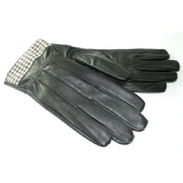 36 Units of Women's Gloves Collection - Leather Gloves