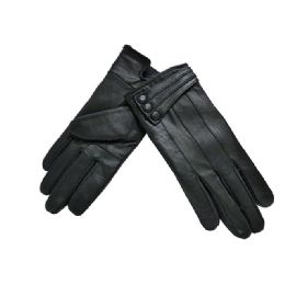 36 Units of Women's Gloves 100% Lambskin Leather - Leather Gloves