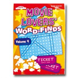 80 Units of Movie lovers Word-Finds - Crosswords, Dictionaries, Puzzle books